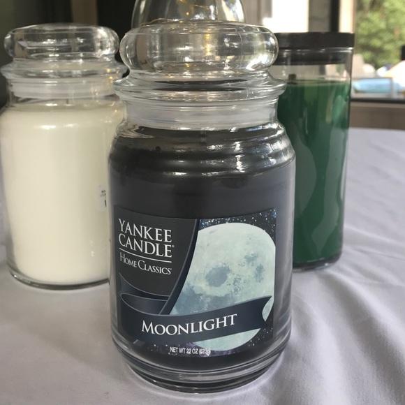 Yankee Candle Moonlight Large 22-Oz. Jar, New